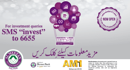 MEEZAN BANK INVESTMENT PLAN